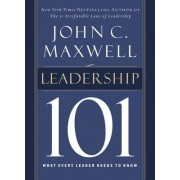 Leadership 101 by John Maxwell