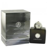 Amouage Memoir For Women By Amouage Eau De Parfum Spray 3.4 Oz