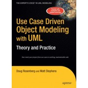Use Case Driven Object Modeling with UML by Don Rosenberg