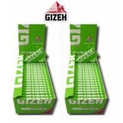 Foite rulat tutun Gizeh Super Fine 100 plicuri