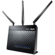Asus RT-AC68U Wireless-AC1900 Dual Band Gigabit Router IEEE 802.11ac