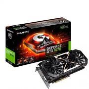 Gigabyte GV-N1070XTREME-8GD Scheda video nVIDIA GeForce GTX 1070, 8 GB