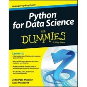 Python for Data Science For Dummies by John Paul Mueller