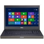 Laptop Dell Precision M4800 15.6 inch Full HD Intel i7-4810MQ 8GB DDR3 500GB HDD AMD FirePro M5100 2GB Windows 7 Pro upgrade Windows 8.1 Pro