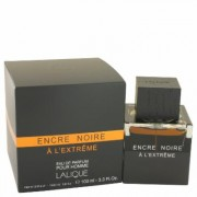 Encre Noire A L'extreme For Men By Lalique Eau De Parfum Spray 3.3 Oz