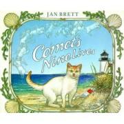 Comet's Nine Lives by Jan Brett