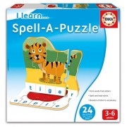 Educa 16416 - Gioco Educativo I Learn. SpellAPuzzle