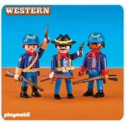 Playmobil 3 Soldiers Union II 6274