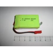 Li-Po 7.4V 800mAh