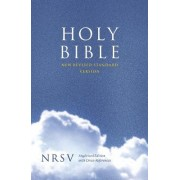 Holy Bible: New Revised Standard Version (NRSV) Anglicised Cross-Reference edition by Fred Aalen