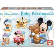 Educa puzzle pentru copii Baby Mickey 13813