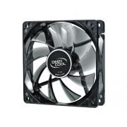 DEEPCOOL® WIND BLADE 120 Ventola nera semi-trasparente con LED Blu