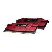 Mémoire LONG DIMM DDR4 G.Skill DIMM 32 GB DDR4-2133 Kit F4-2133C15D-32GVR, Ripjaws V 32 GB CL15 15-15-36 2 barettes