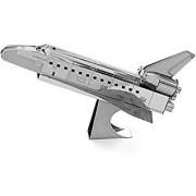Fascinations Metal Earth Space Shuttle Atlantis 3D Metal Model Kit