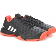 Adidas BARRICADE 9 XJ Tennis(Black)