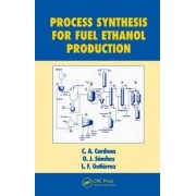 Process Synthesis for Fuel Ethanol Production by C.A. Cardona