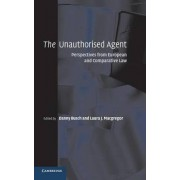 The Unauthorised Agent by Danny Busch