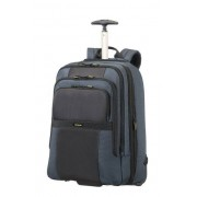 Samsonite Infinipak 17.3 inch Expandable 2-Wheeled Laptop Backpack - Black