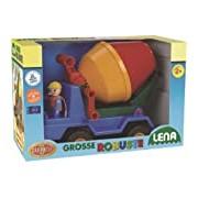 Lena Sturdy Truck Range Cement Mixer