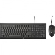 HP C2500 Wired USB Keyboard Mouse Combo