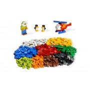 LEGO 6177 Bricks - Ladrillos básicos deluxe (650 piezas, a partir de 4 años), varios colores