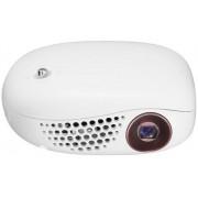 Videoproiector LG PV150G, 100 lumeni, 854 x 480, Contrast 100.000, Baterie incorporata, HDMI
