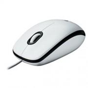 Myš Logitech Mouse M100 White, USB