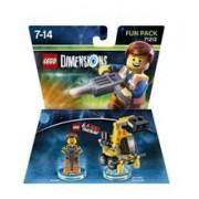 Set Lego Dimensions Fun Pack Lego Movie Emmet