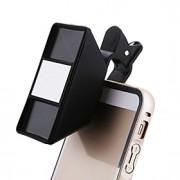 mini-lente de câmera de telefone universal 3d Mobile para iPhone 6 mais 5 4, ipad mini-ar, Samsung Galaxy Note, Google Nexus, HTC