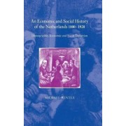 An Economic and Social History of the Netherlands, 1800-1920 by Michael Wintle