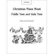 Kathy Blackwell Fiddle Time and Viola Time Christmas: Piano Book