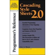 Cascading Style Sheets 2.0 Programmer's Reference by Eric Meyer