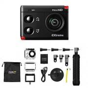 Unbekannt ISAW Extreme Play cámara de acción 12 MP Sony Sensor con ventosa y mando