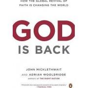 God Is Back by John Micklethwait