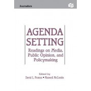Agenda Setting by David L. Protess