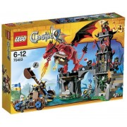 Castle - La capture du dragon (70403)