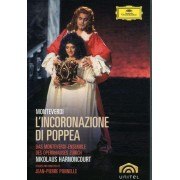 Claudio Monteverdi - L'incoronazione Di Poppea (0044007341742) (2 DVD)