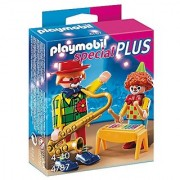 PLAYMOBIL Musical Clowns Set