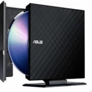 DVD Writer Asus SDRW-08D2S-L-B-RET USB 2.0 Negru