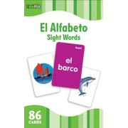 Alphabet (Flash Kids Spanish Flash Cards) by Flash Kids Editors