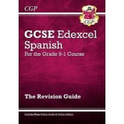New GCSE Spanish Edexcel Revision Guide - For the Grade 9-1 Course (with Online Edition) by CGP Books