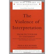 The Violence Of Interpretation: From Pictogram To Statement