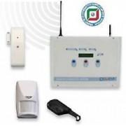 KIT ANTIFURTO CASA WIRELESS A 30 ZONE CON GSM CE30-GSM DELLA DUEVI