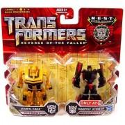 Transformers 2 Revenge of the Fallen Movie Exclusive Global Alliance 2Pack Bumblebee Shadow Striker