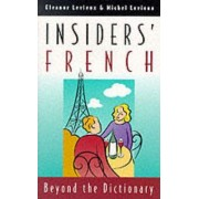 Insiders' French by Eleanor Levieux