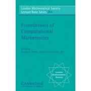 Foundations of Computational Mathematics by Ronald A. DeVore