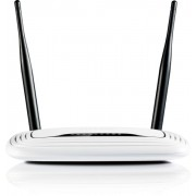 ROUTER TP-LINK; model: TL-WR841ND; MANAGEMENT; WIRELESS; PORTURI: 4 x RJ-45 10/100