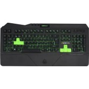 Tastatura Gaming Keepout F89CHE Neagra