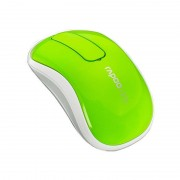 Mouse Rapoo Wireless touch T120P Green