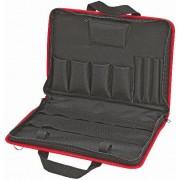 Werkzeugtasche / Einlegetasche Nylon-Tasche, Farbe schwarz 410 x 290 x 60 mm